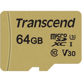 Transcend ts64gusd500s 1