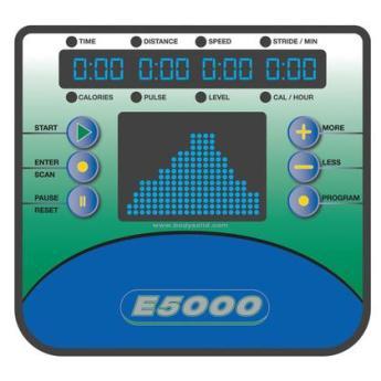 Body solid e5000 10