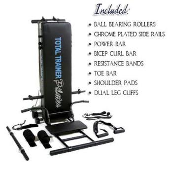 Bayou fitness pilatespro 2