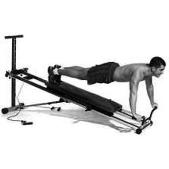 Bayou fitness pilatespro 8
