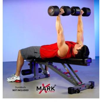 Xmark fitness xm7629 9