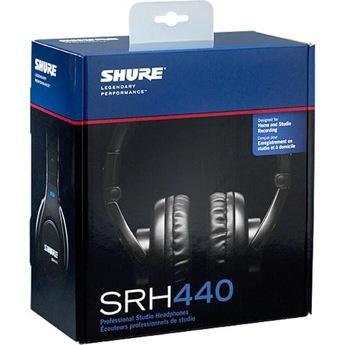 Shure srh440 4