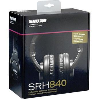 Shure srh840 4