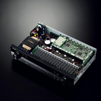 Yamaha rx s601bl 4
