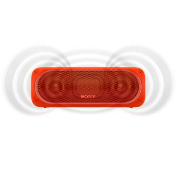 Sony srsxb30 red 3