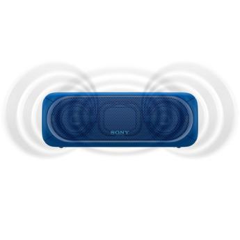 Sony srsxb40 blue 2
