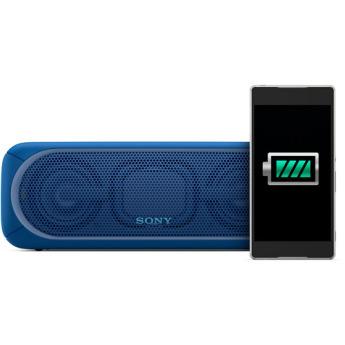 Sony srsxb40 blue 3