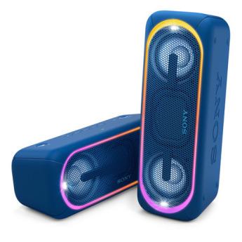 Sony srsxb40 blue 4