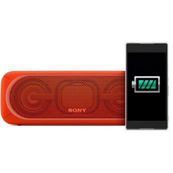 Sony srsxb40 red 3