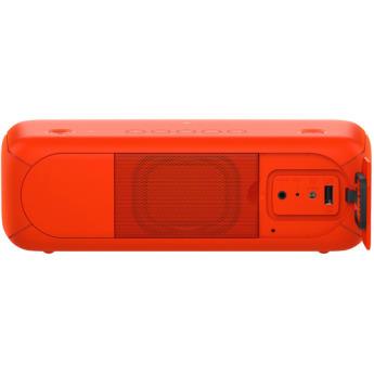Sony srsxb40 red 8