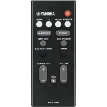 Yamaha yas 107bl 9