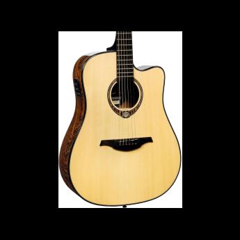 Lag guitars tse701dce 1
