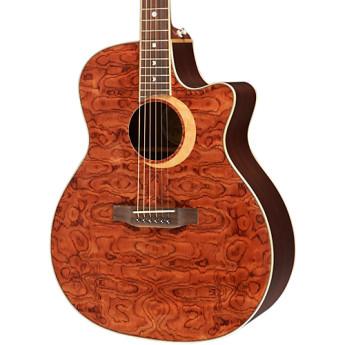 Luna guitars wl bubinga 1
