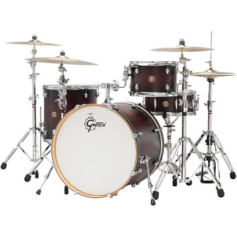 Gretsch drums cm1 e824ssdcb kit 1