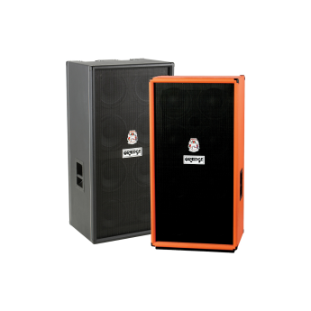 Orange amplifiers obc810 black 1