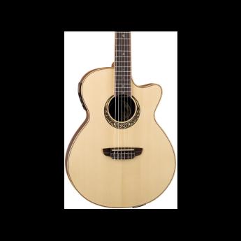 Luna guitars mus nyl 1