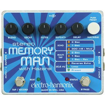 Electro harmonix xostereomemorymanwha 1