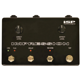 Isp technologies impression pedal 1