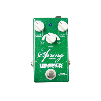 Wampler faux spring reverb 1