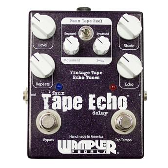 Wampler faux tape echo 1