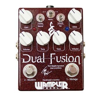 Wampler dual fusion 1