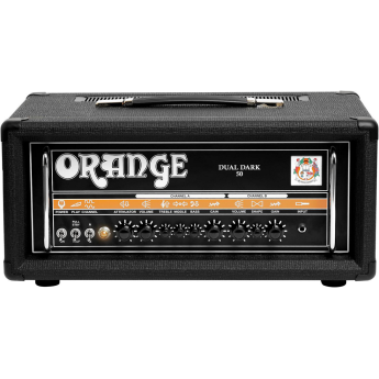 Orange amplifiers dd50 black 1