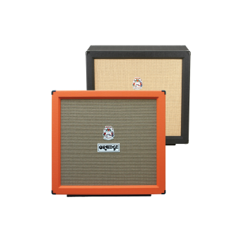 Orange amplifiers ppc412 hp black 1