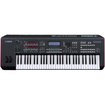 Yamaha moxf6 1