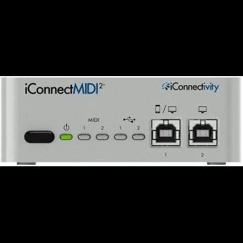Iconnectivity icmidi 02l 1