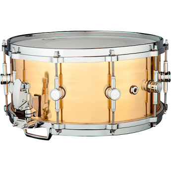 Ddrum mt sd 6.5x14 brass 1