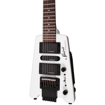 Steinberger Spirit GT-Pro Deluxe Electric Guitar White | Greentoe