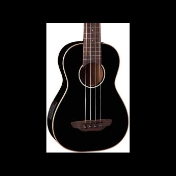 Luna guitars uke bass cbk 1