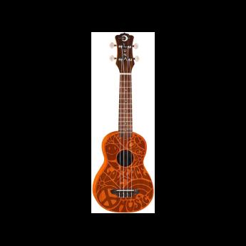 Luna guitars uke pce 1