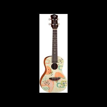 Luna guitars uke radioacive 1