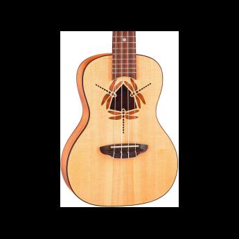 Luna guitars uke dfy spr 1