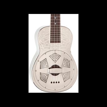 Luna guitars uke tiki res 1