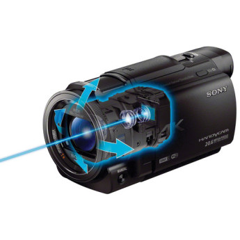 Sony fdr ax33 10