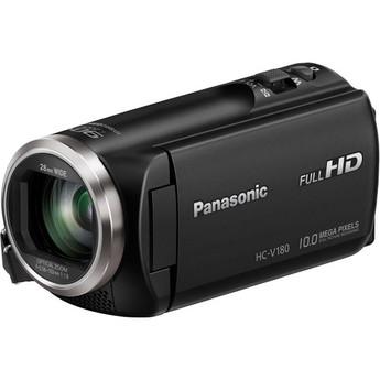 Panasonic hc v180k 3