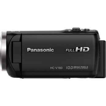 Panasonic hc v180k 8