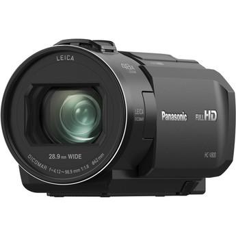 Panasonic hc v800k 2