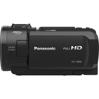 Panasonic hc v800k 4