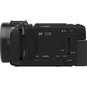 Panasonic hc v800k 5