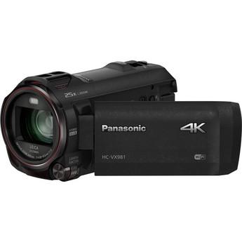 Panasonic hc vx981k 2