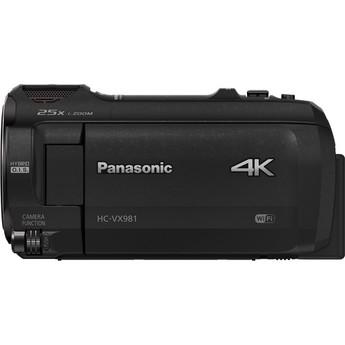 Panasonic hc vx981k 5