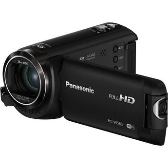 Panasonic hc w580k 2