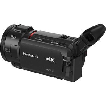 Panasonic hc wxf1k 8