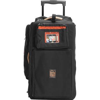 Porta Brace WPC-1DSLRB Wheeled DSLR Case (Black) a614bf48c5