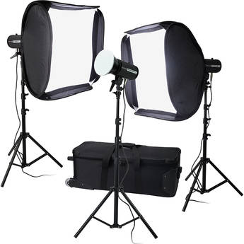 Fotodiox led 100wb56 kit3x 1