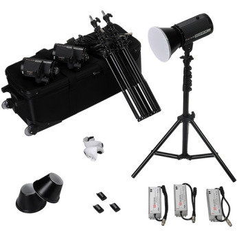 Fotodiox led 100wb56 kit3x 3