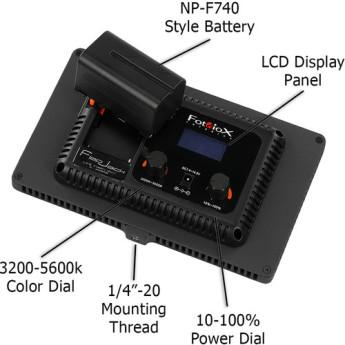 Fotodiox led c 208 as 4